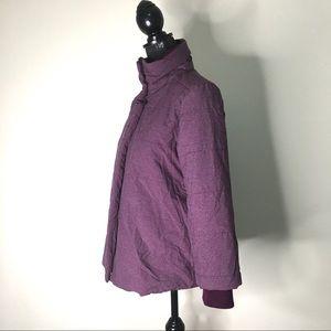 Prana Pinstripe Jacket